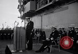 Image of Vice Admiral Ingersoll Yokosuka Japan, 1957, second 6 stock footage video 65675038493