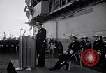 Image of Vice Admiral Ingersoll Yokosuka Japan, 1957, second 7 stock footage video 65675038493