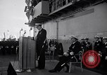 Image of Vice Admiral Ingersoll Yokosuka Japan, 1957, second 8 stock footage video 65675038493