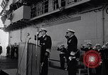 Image of Vice Admiral Ingersoll Yokosuka Japan, 1957, second 12 stock footage video 65675038493