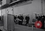 Image of Vice admiral Ingersoll Yokosuka Japan, 1957, second 5 stock footage video 65675038494