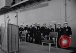 Image of Vice admiral Ingersoll Yokosuka Japan, 1957, second 7 stock footage video 65675038494