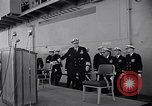 Image of Vice admiral Ingersoll Yokosuka Japan, 1957, second 8 stock footage video 65675038494