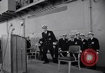 Image of Vice admiral Ingersoll Yokosuka Japan, 1957, second 9 stock footage video 65675038494