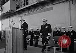 Image of Vice admiral Ingersoll Yokosuka Japan, 1957, second 12 stock footage video 65675038494