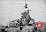 Image of American Cruiser USS Saint Paul Western Pacific Ocean, 1957, second 8 stock footage video 65675038495