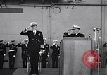 Image of Vice Admiral Ingersoll Yokosuka Japan, 1957, second 1 stock footage video 65675038496