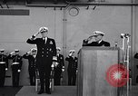 Image of Vice Admiral Ingersoll Yokosuka Japan, 1957, second 3 stock footage video 65675038496