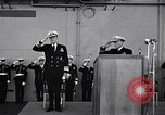 Image of Vice Admiral Ingersoll Yokosuka Japan, 1957, second 5 stock footage video 65675038496