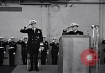 Image of Vice Admiral Ingersoll Yokosuka Japan, 1957, second 6 stock footage video 65675038496