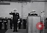 Image of Vice Admiral Ingersoll Yokosuka Japan, 1957, second 7 stock footage video 65675038496