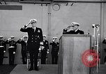 Image of Vice Admiral Ingersoll Yokosuka Japan, 1957, second 8 stock footage video 65675038496