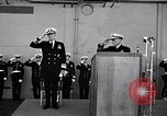Image of Vice Admiral Ingersoll Yokosuka Japan, 1957, second 11 stock footage video 65675038496