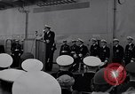 Image of Vice Admiral Ingersoll Yokosuka Japan, 1957, second 5 stock footage video 65675038497