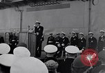 Image of Vice Admiral Ingersoll Yokosuka Japan, 1957, second 6 stock footage video 65675038497