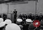 Image of Vice Admiral Ingersoll Yokosuka Japan, 1957, second 7 stock footage video 65675038497