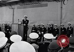 Image of Vice Admiral Ingersoll Yokosuka Japan, 1957, second 8 stock footage video 65675038497