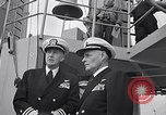Image of Vice Admiral Ingersoll Yokosuka Japan, 1957, second 11 stock footage video 65675038500
