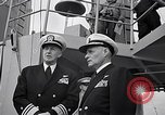 Image of Vice Admiral Ingersoll Yokosuka Japan, 1957, second 12 stock footage video 65675038500