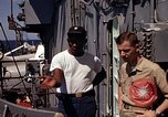 Image of Midshipman Kane Gulf of Tonkin Vietnam, 1967, second 12 stock footage video 65675038502