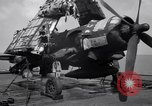 Image of Boxer aircraft carrier Korea, 1952, second 9 stock footage video 65675038517