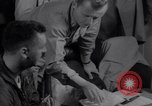Image of Pilots debriefed after mission  Korea, 1950, second 3 stock footage video 65675038523