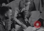 Image of Pilots debriefed after mission  Korea, 1950, second 5 stock footage video 65675038523