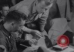 Image of Pilots debriefed after mission  Korea, 1950, second 10 stock footage video 65675038523