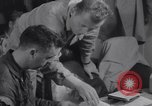Image of Pilots debriefed after mission  Korea, 1950, second 12 stock footage video 65675038523