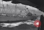 Image of Mount Katmai ship Korea, 1950, second 6 stock footage video 65675038524