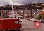 Image of Magnolia village Seattle traffic mid 1960s Seattle Washington USA, 1968, second 3 stock footage video 65675038528
