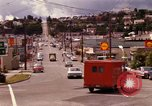 Image of Magnolia village Seattle traffic mid 1960s Seattle Washington USA, 1968, second 5 stock footage video 65675038528