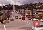 Image of Magnolia village Seattle traffic mid 1960s Seattle Washington USA, 1968, second 12 stock footage video 65675038528