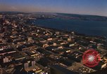 Image of buildings Seattle Washington USA, 1968, second 4 stock footage video 65675038529