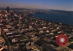 Image of buildings Seattle Washington USA, 1968, second 6 stock footage video 65675038529