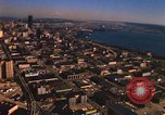 Image of buildings Seattle Washington USA, 1968, second 7 stock footage video 65675038529