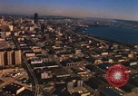 Image of buildings Seattle Washington USA, 1968, second 8 stock footage video 65675038529