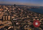 Image of buildings Seattle Washington USA, 1968, second 9 stock footage video 65675038529