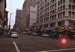 Image of pedestrians Seattle Washington USA, 1968, second 4 stock footage video 65675038531