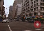 Image of pedestrians Seattle Washington USA, 1968, second 5 stock footage video 65675038531