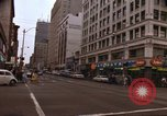 Image of pedestrians Seattle Washington USA, 1968, second 6 stock footage video 65675038531