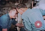 Image of Boxer aircraft carrier engine room Korea, 1953, second 4 stock footage video 65675038538