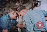 Image of Boxer aircraft carrier engine room Korea, 1953, second 11 stock footage video 65675038538