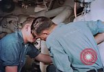 Image of Boxer aircraft carrier engine room Korea, 1953, second 12 stock footage video 65675038538