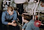 Image of Boxer air craft carrier Korea, 1953, second 8 stock footage video 65675038541