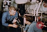 Image of Boxer air craft carrier Korea, 1953, second 12 stock footage video 65675038541