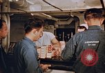 Image of Boxer air craft carrier Korea, 1953, second 5 stock footage video 65675038544