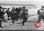 Image of Airborne troops Germany, 1945, second 12 stock footage video 65675038549