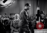 Image of Adolf Hitler closing address at 6th Nazi Party Congress Nuremberg Germany, 1934, second 2 stock footage video 65675038575