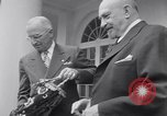 Image of President Harry S Truman Washington DC USA, 1948, second 9 stock footage video 65675038584
